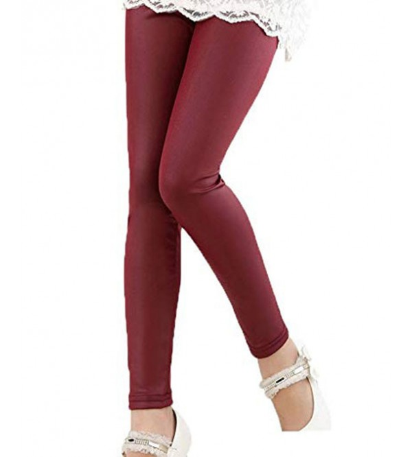 Girls Stretch Leggings