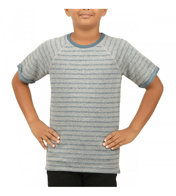 Boys Raglan Sleeve T Shirt