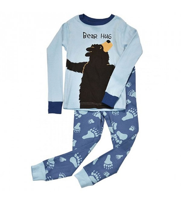 Boys Printed Snug Pyjama Sets