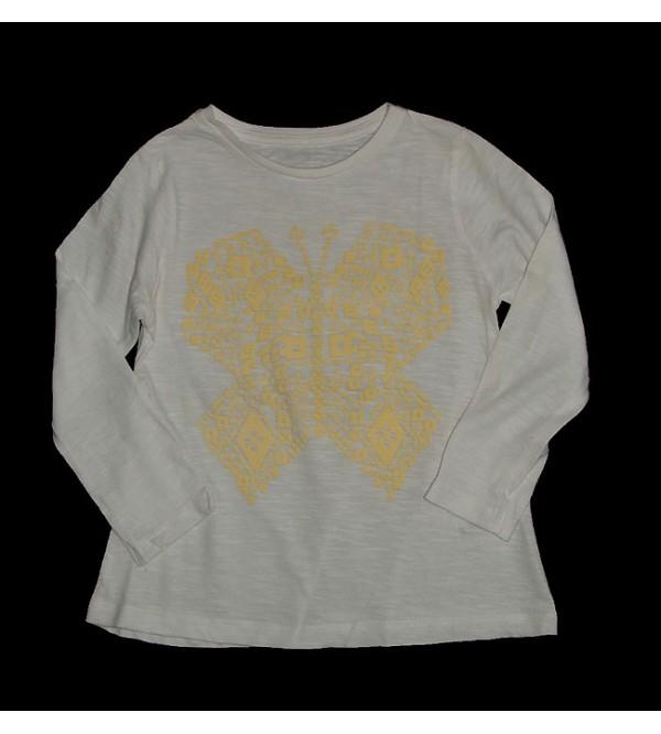 Girls Long sleeve High Density Printed T Shirt
