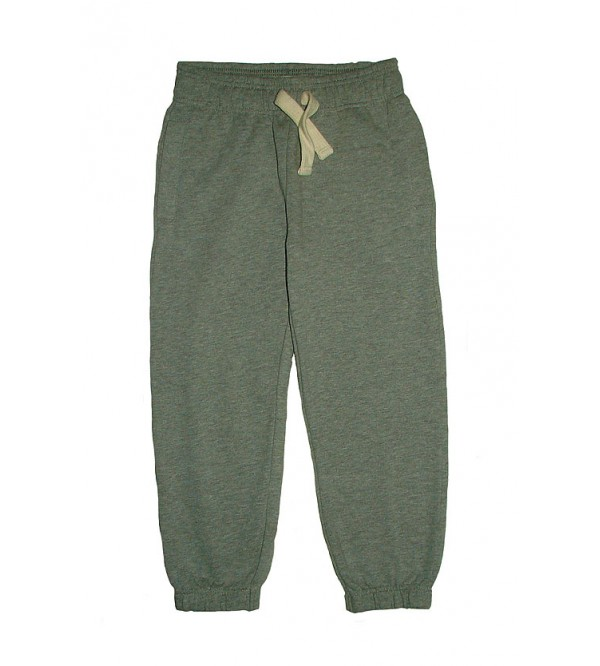 Boys Fleece Joggers