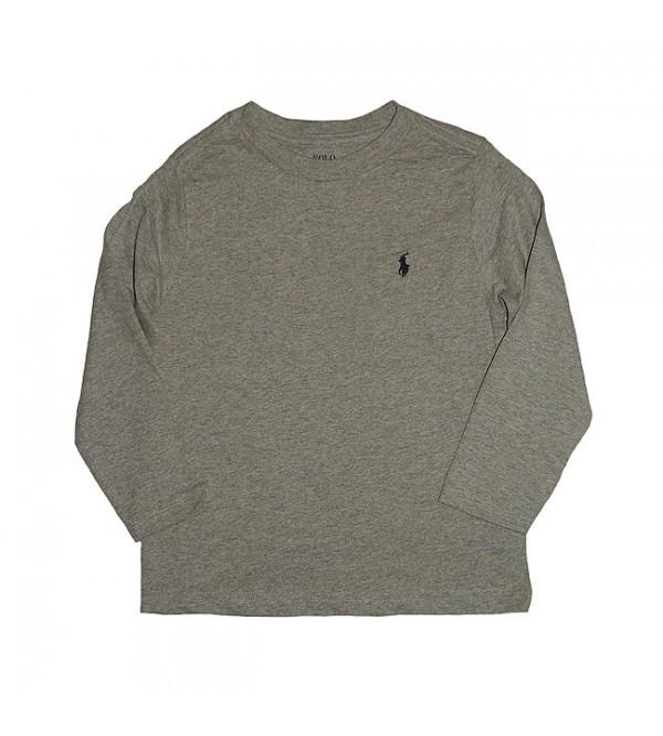 Boys Long Sleeve Printed T Shirt