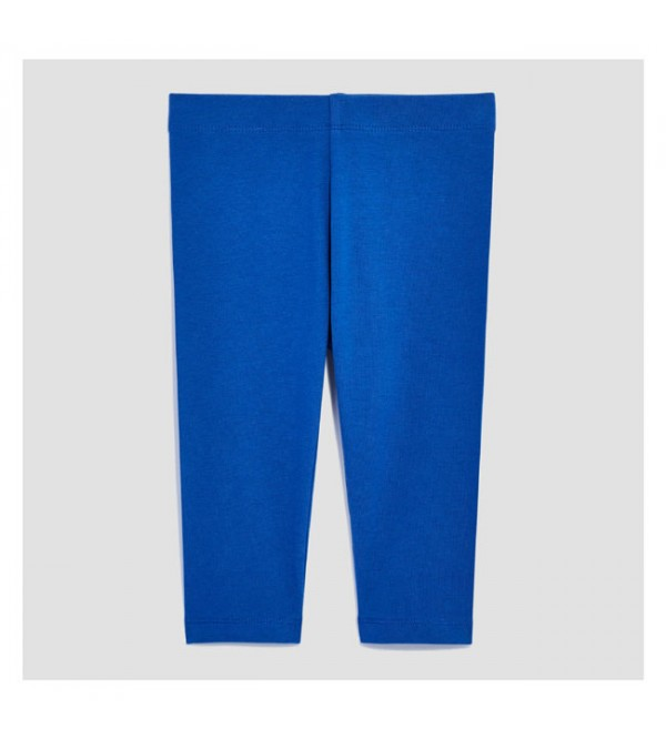 Girls Stretch Capri Leggings
