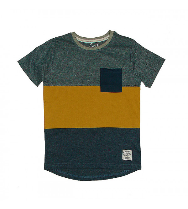 Boys Cut and Sew T Shirt