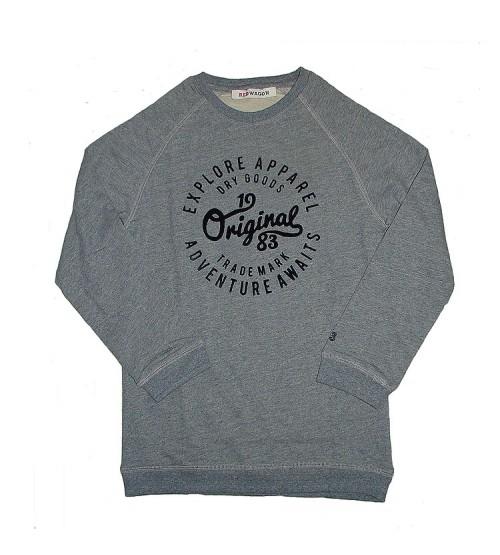 Boys Printed Pullover Sweatshirts