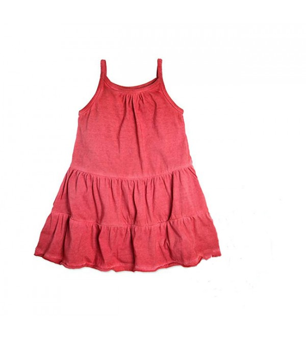 BURT'S BEES Girls CPD Strappy Dress