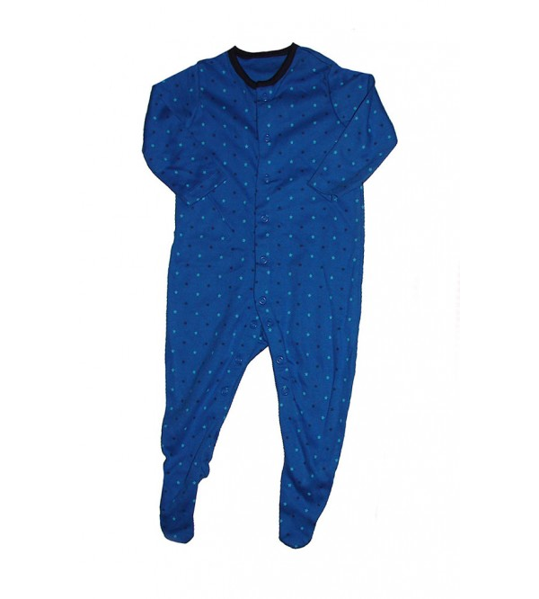mothercare Baby Printed Sleepsuits Assorted