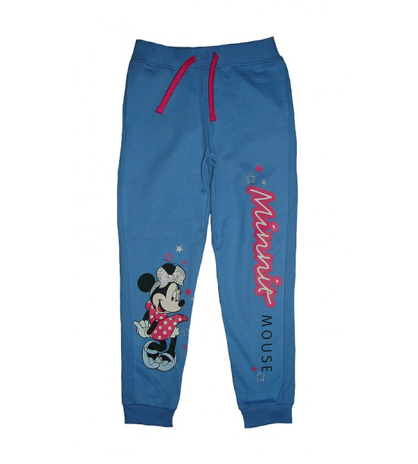 Minnie Mouse Girls Fleece Joggers