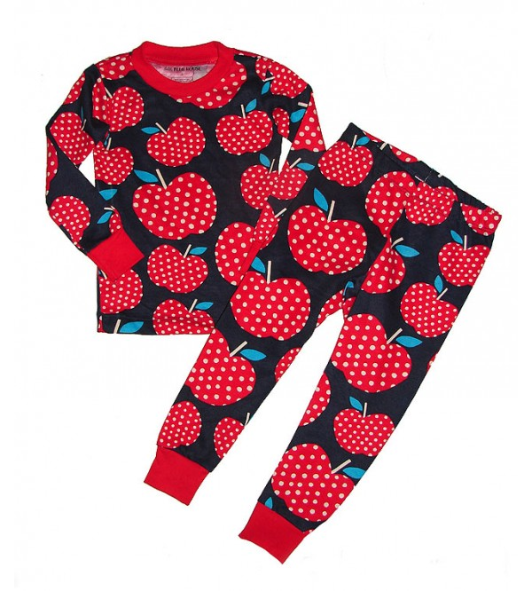 Girls Snug Fit Pyjama Set
