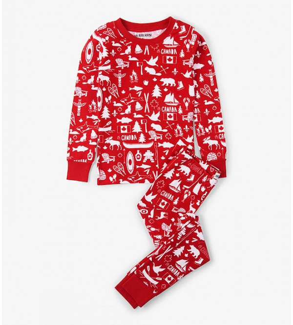 Boys Snug Fit Pyjama Set