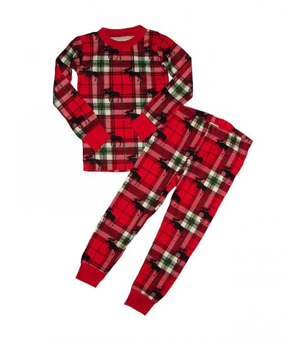 Kids Printed Snug Pyjama Set