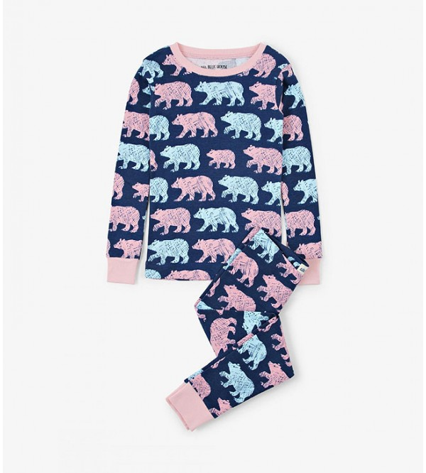 Kids Printed Snug Pyjama Set