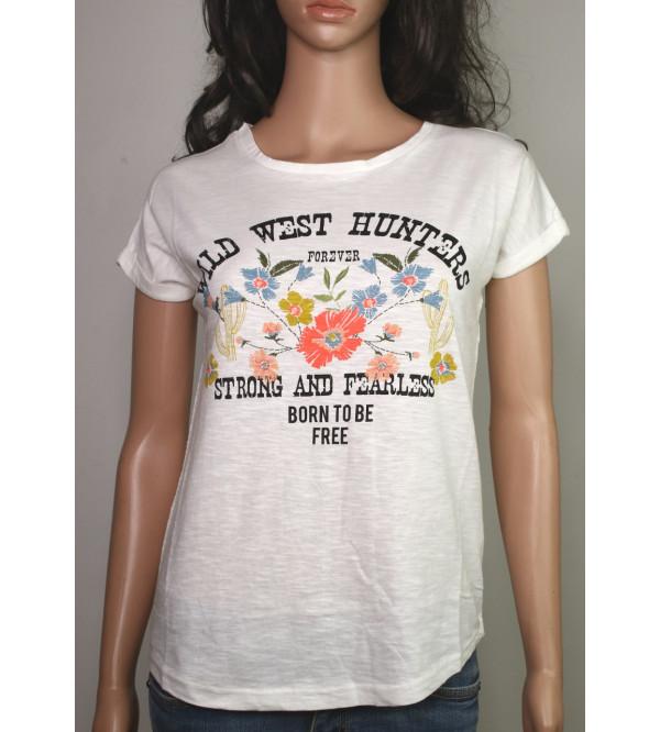 Girls Printed Fancy T Shirts