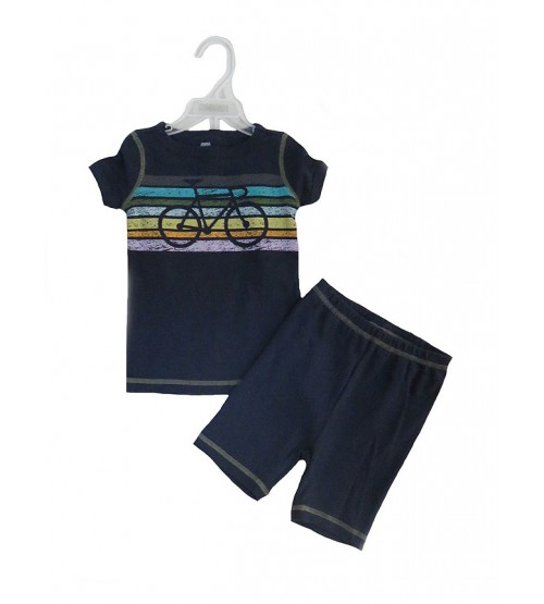 Boys Printed Shorty Pyjama Set (Hanger Pack)