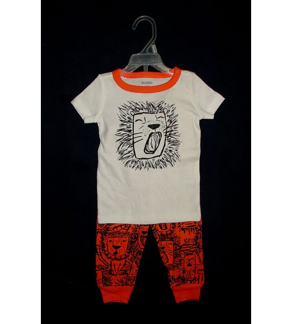Boys Printed Pyjama Set (Hanger Pack)