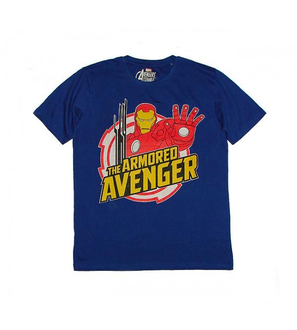 Iron Man Older Boys T Shirt