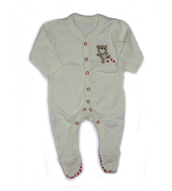 """ New Born "" Baby Printed Sleepsuits"