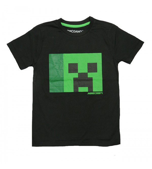 MINECRAFT Boys Printed T Shirt