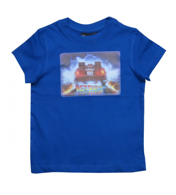 Back to the future Boys T Shirt