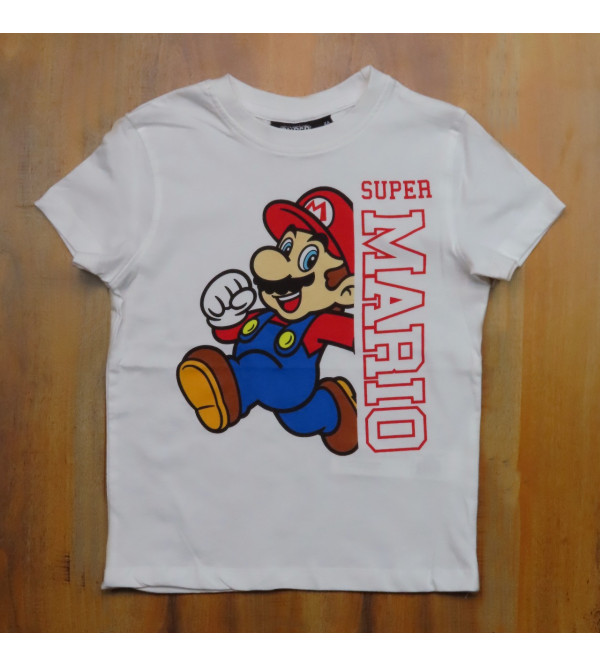 Super Mario Boys T Shirt