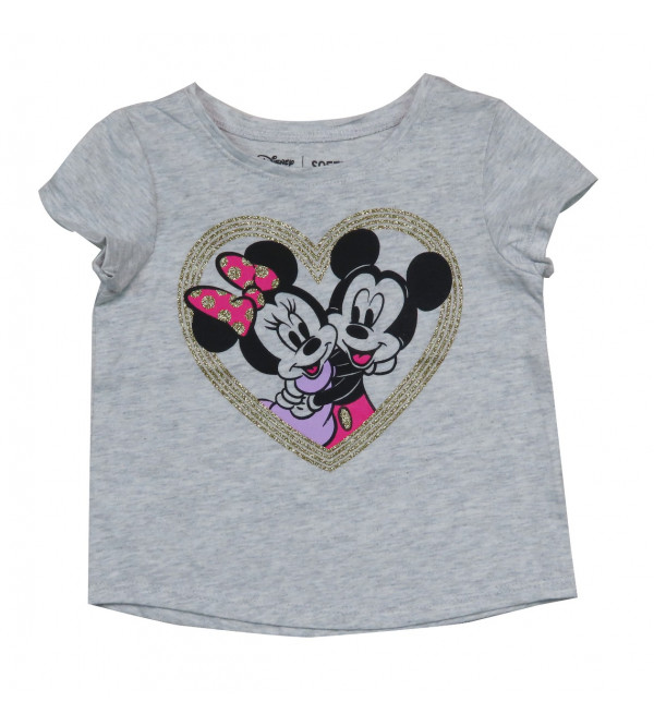 Minnie Mouse Printed Baby Girls T Shirt