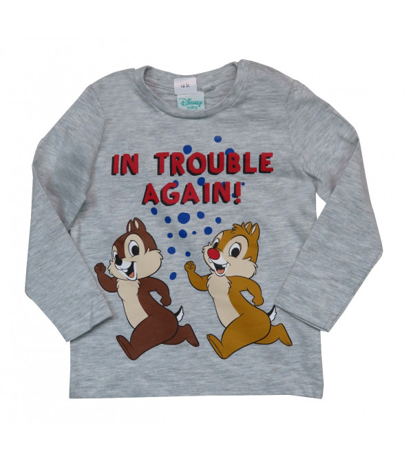 DiSNEY Baby Girls Long sleeve Printed T Shirt