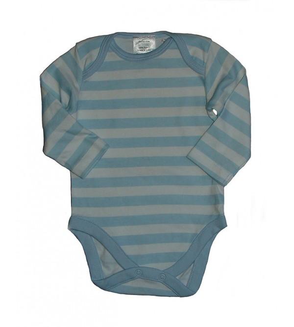 Baby Long Sleeve Printed Rompers
