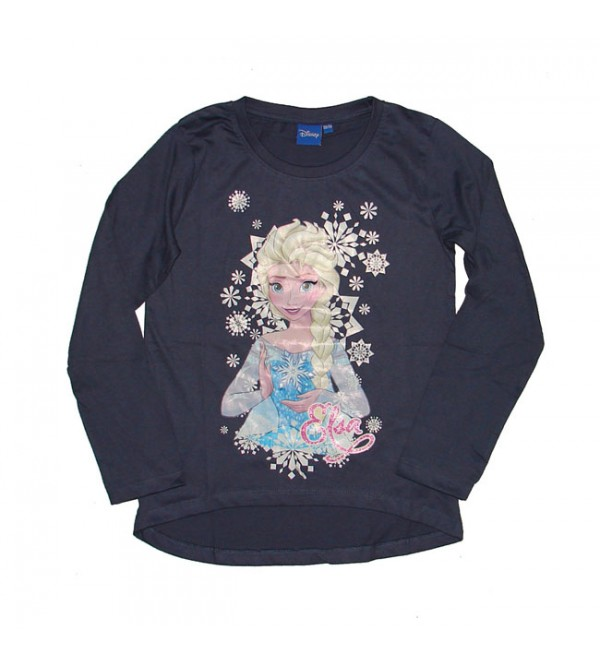 DiSNEY Girls Long Sleeve Printed T Shirt