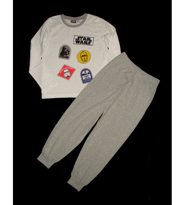 STAR WARS Boys Printed Pyjama Sets