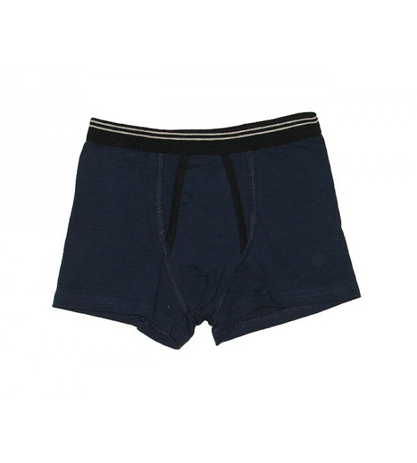 Older Boys Stretch Knit Outer Elastic Boxers
