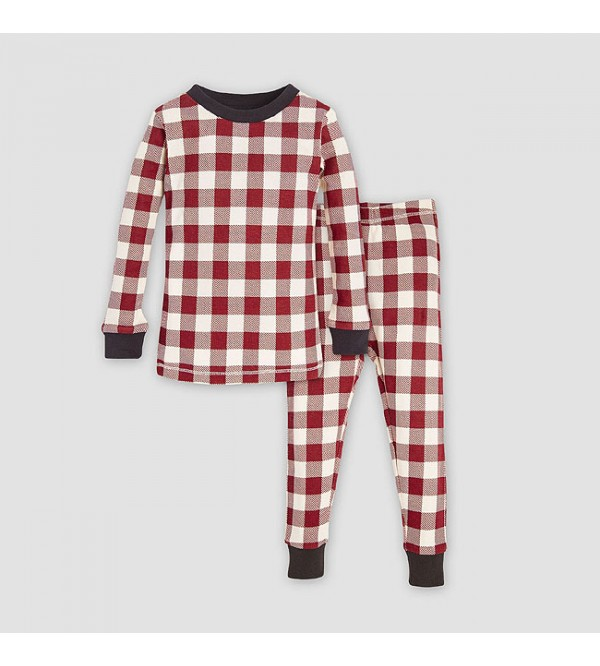 Baby Boys and Girls Printed Snug Fit Pyjama Sets