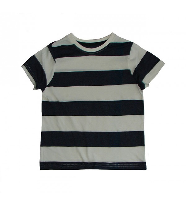 Boys Rugby Striped T-Shirt