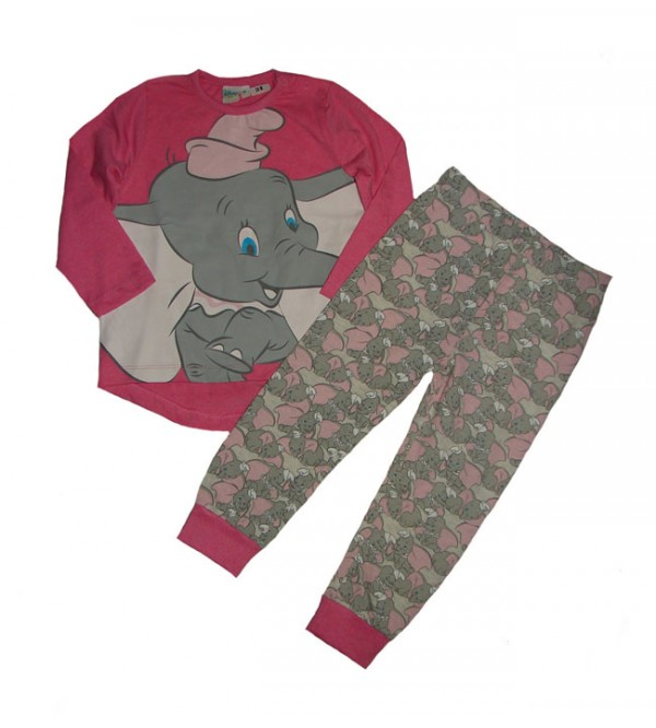 DiSNEY Baby Girls Printed Pyjama Set