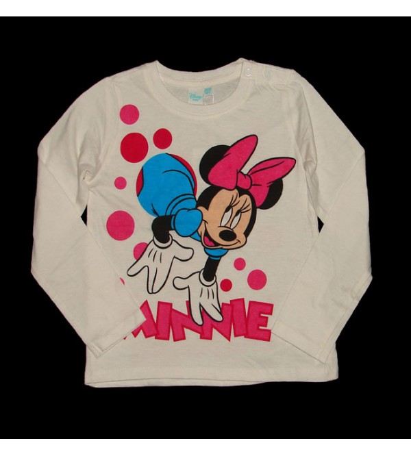 Minnie Baby Girls Printed T Shirt