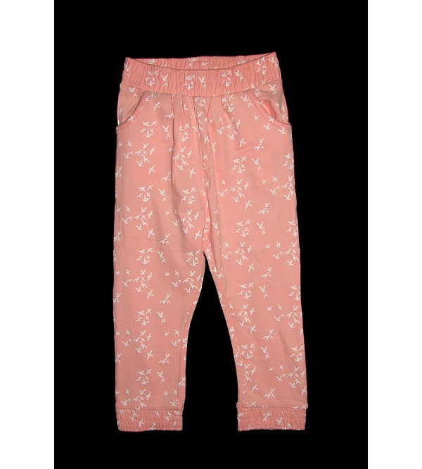 Baby Girls Printed Pant