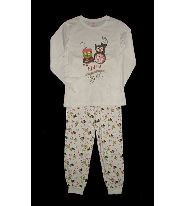 max Older Girls Printed Pyjama Set