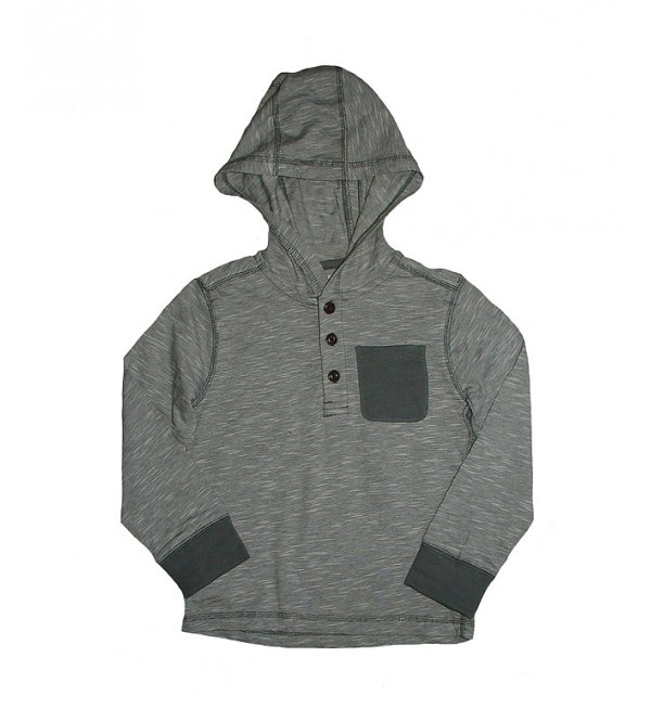 Boys Hooded T Shirt
