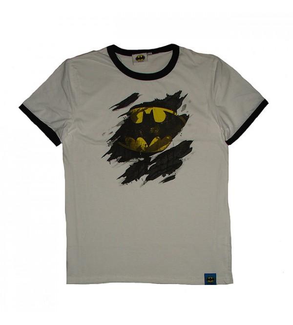 BATMAN Boys Short Sleeve Printed T Shirt