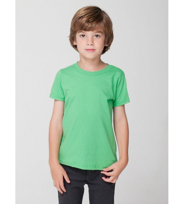 Boys Washed T Shirt