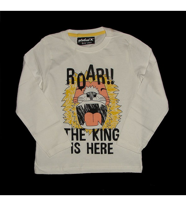 Roar Boys T Shirt