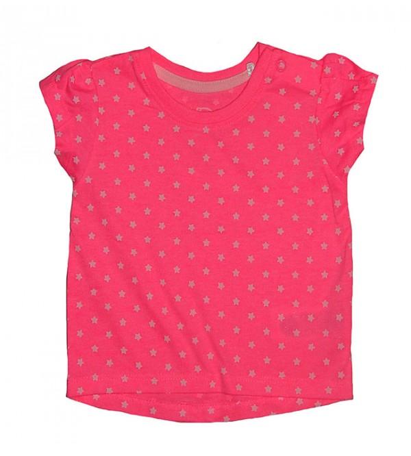 Baby Girls Star Printed Top