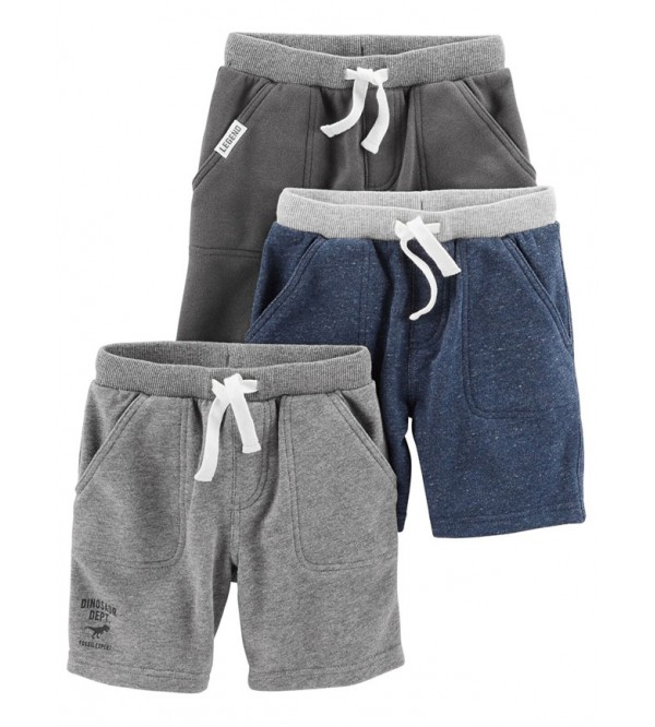 Baby Boys Knit Shorts