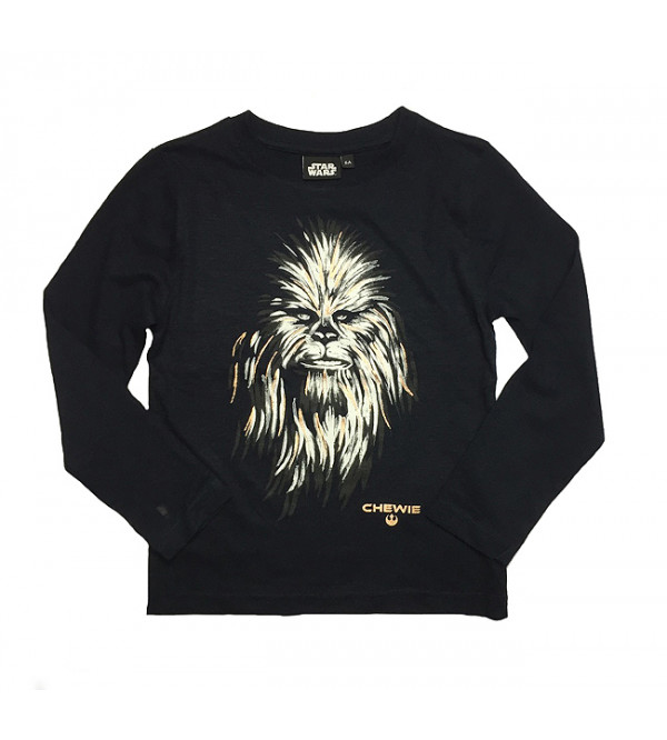 STAR WARS Chewie Boys T Shirt