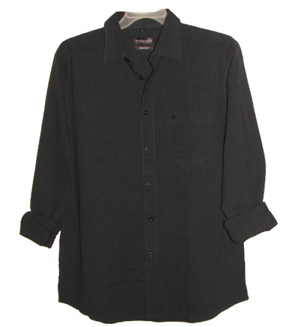 Mens Cotton Longleeve  Shirt