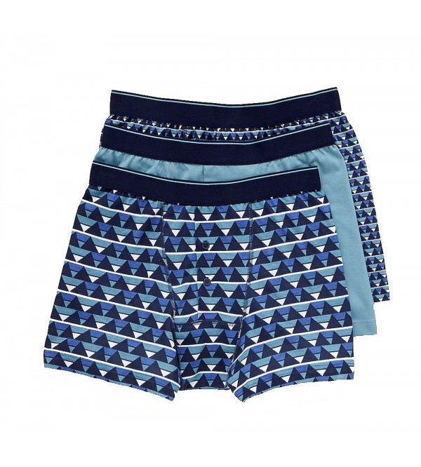 Mens Knit Boxer Shorts (Prints and Solids)