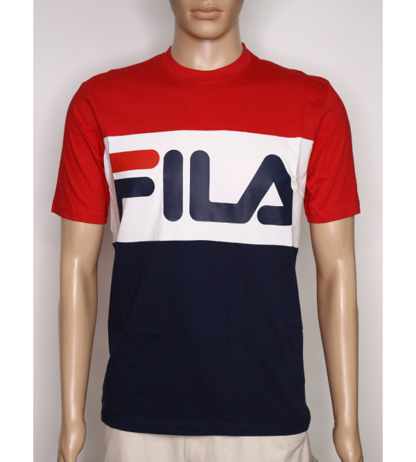 Fila Mens Printed T Shirts