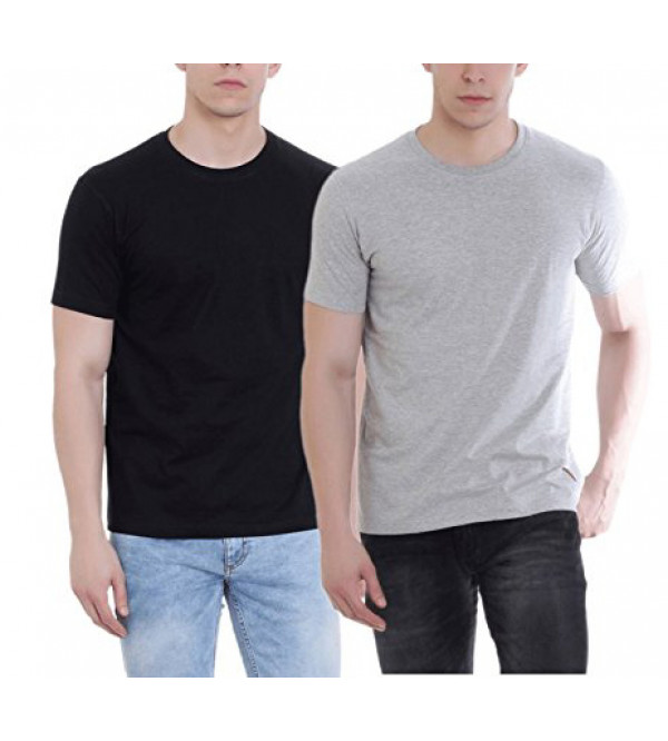 Mens Crew Neck 2 Pack Tshirts