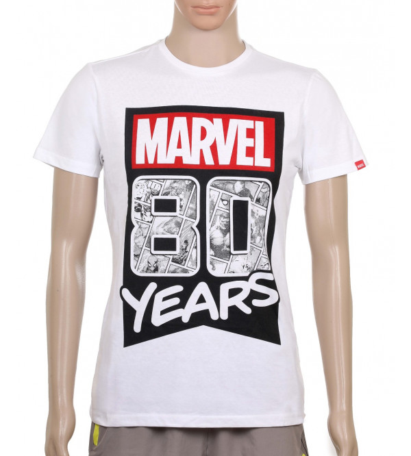 MARVEL Mens Printed T Shirts