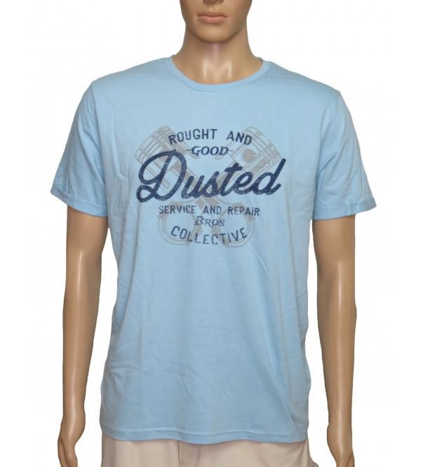 Mens Short Sleeve  Printed T Shirt