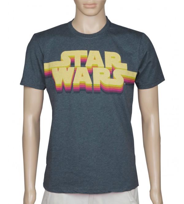 STAR WARS Printed Mens  T Shirt
